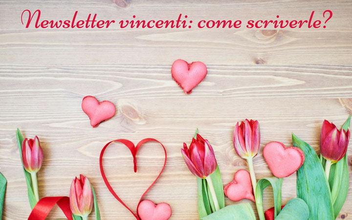 Scrivere newsletter vincenti