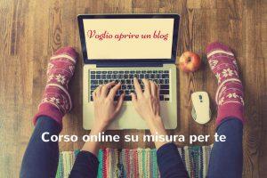 Voglio aprire un blog