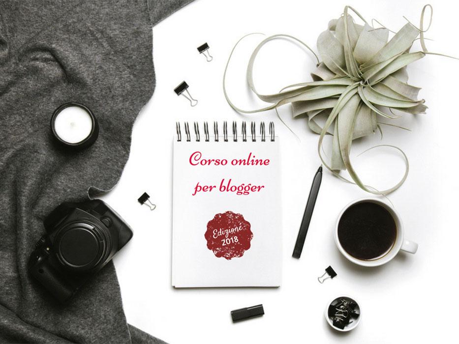 corso online blog