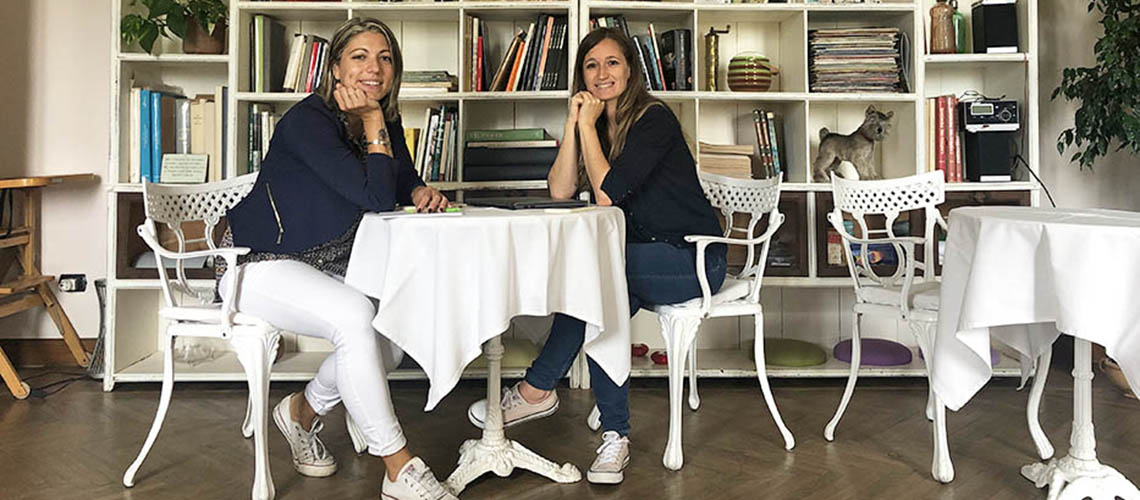Silvia Cartotto e Sara Togni